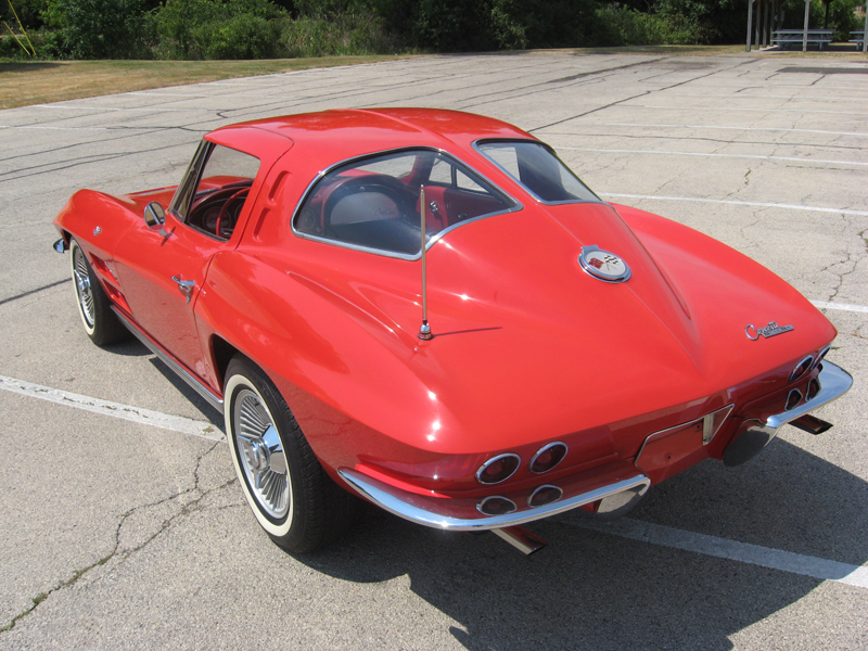 1963 corvette 427 split window for sale autos weblog for 1964 corvette split window coupe