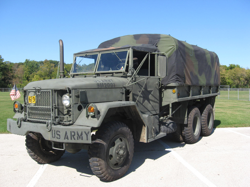 General At Tires >> 1971 Military Transport Cargo Truck