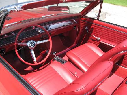 1967 Chevelle Convertible