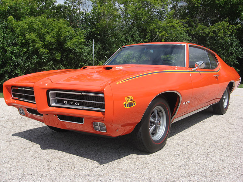 1969 pontiac 1969 gto judge
